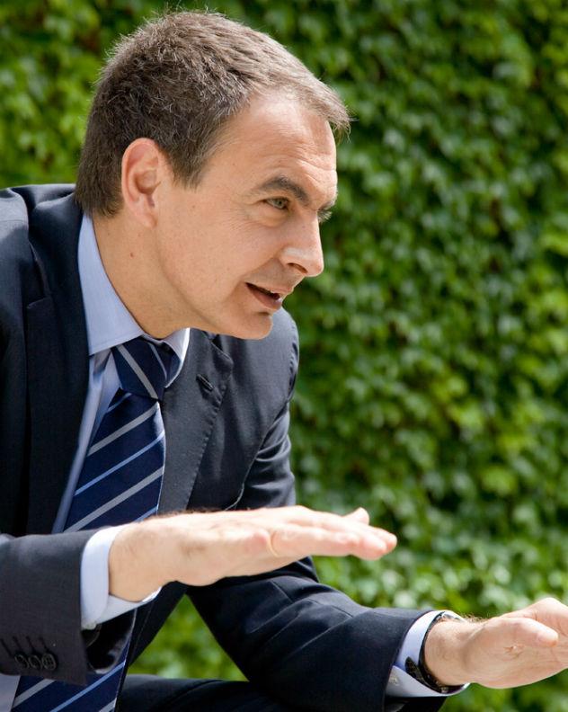 rodriguez zapatero jose luis speaker