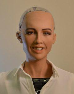 sophia the ai robot
