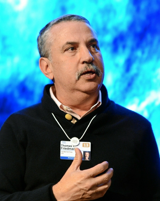 thomas friedman speaker