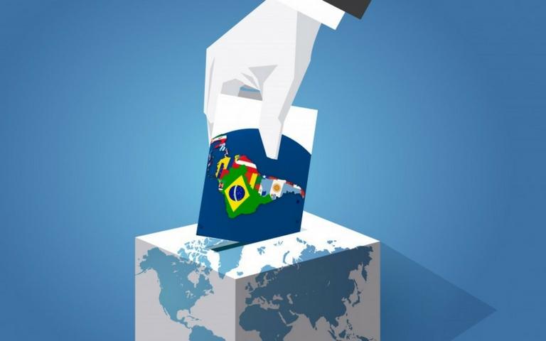 cambio político en América Latina