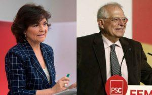 Dos conferenciantes de Thinking Heads, ministros