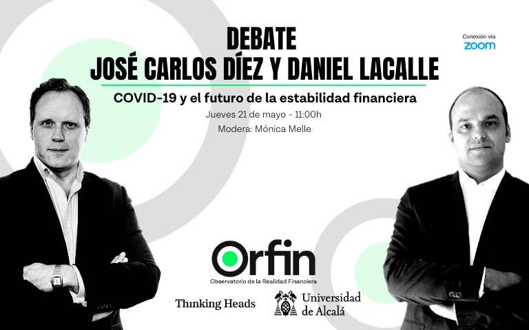 Debate sobre el covid19 y el futuro de la estabilidad financiera